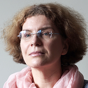 Prelegentka dr n.med. Małgorzata Skibińska