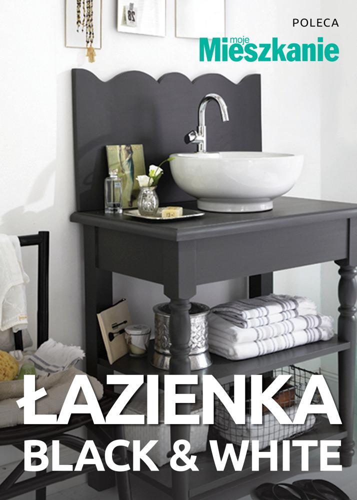Łazienka black & white