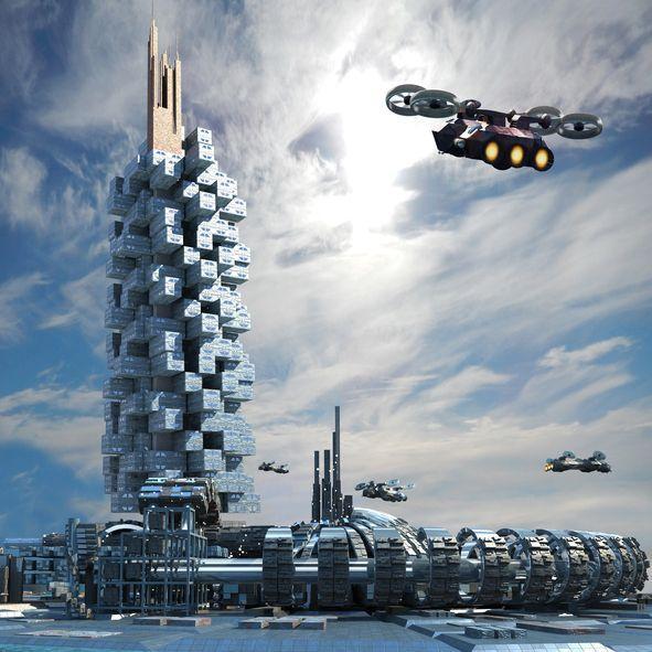 Materiały budowlane przyszłości. Jak będą zmieniać architekturę i budownictwo?