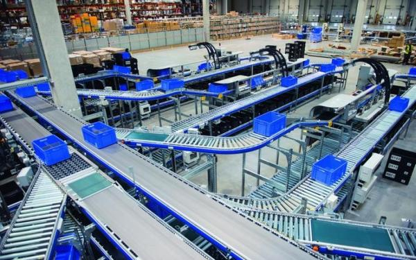 Automatyzacja procesów logistycznych. Przykłady, opis urządzeń