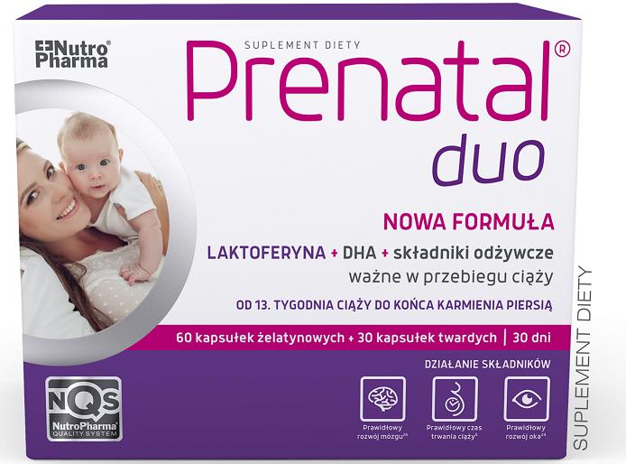 Prenatal® duo