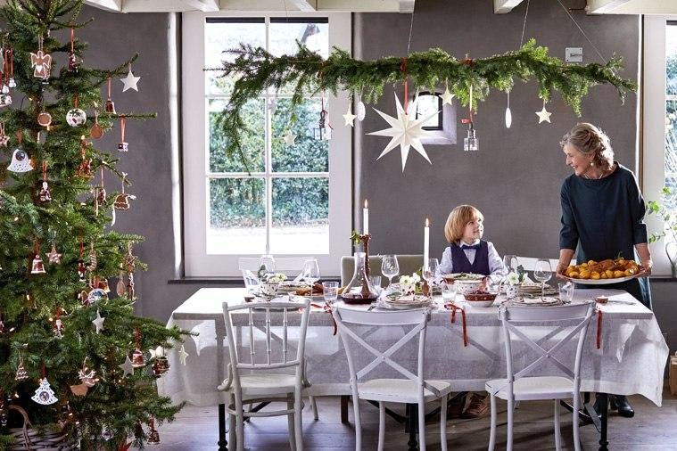 Nakrywamy świąteczny stół