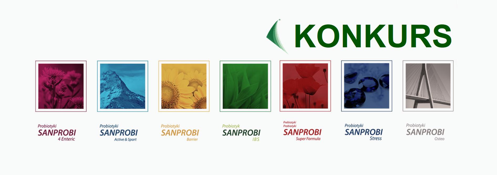 Konkurs Sanprobi